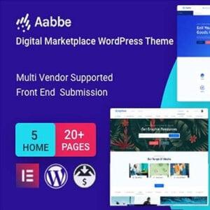 aabbe wordpress theme