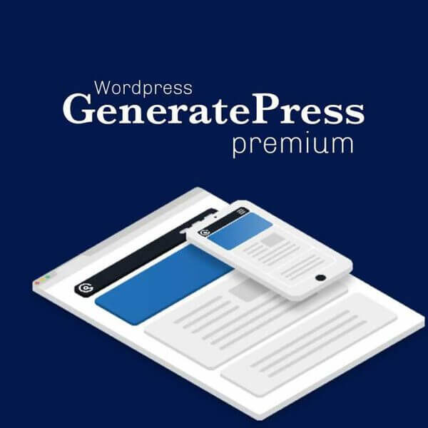 GeneratePress Premium Theme
